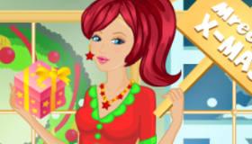 Barbie Elfo de Navidad