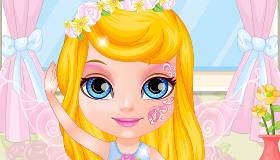 Bebé Barbie bailarina