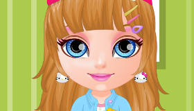 Manualidades con Barbie bebé