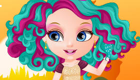 Bebé Barbie en Ever After High