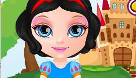 Bebé Barbie princesa