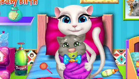 Talking Tom bebé