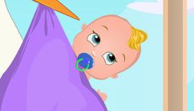 Juego de bebés recién nacidos