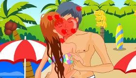 Besos de verano para chicas