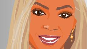 Maquilla a Beyoncé