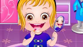 Cuidar a Bebé Hazel gratis