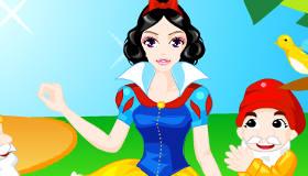 Juego de Disney de Blancanieves