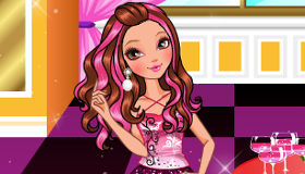 Vestir a Briar Beauty de Ever After High