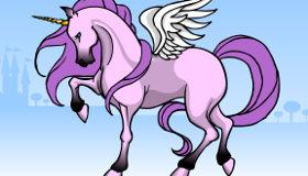 Juego de Caballo o unicornio gratis  Juegos Xa Chicas