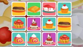 Parejas de pasteles