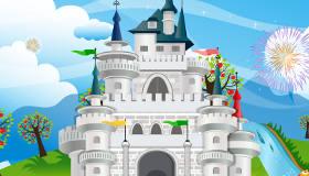 Juego de construir un Castillo