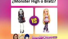 ¿Monster High o Bratz?