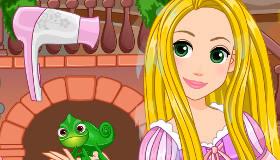 Rapunzel peinados