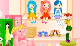 Tienda de muñecas