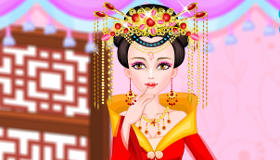 China Princess Dress Up