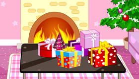 Juego de decoración de Navidad