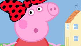 Vestir a Peppa Pig