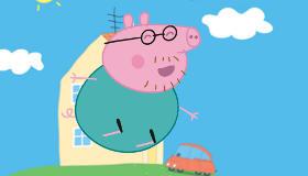 Peppa Pig fiesta