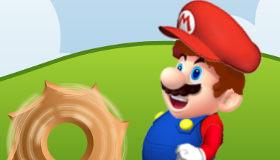 Mario atrapa las estrellas