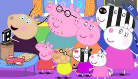 Peppa Pig infantil