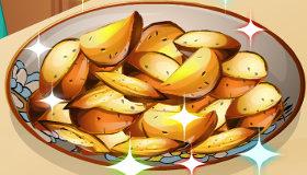 Cómo asar patatas