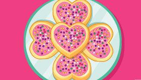 Hacer galletas con María