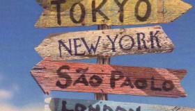 Si pudieras viajar a cualquier sitio del mundo, ¿a dónde irías?