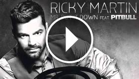 Ricky Martin feat. Pitbull - MrPut It Down