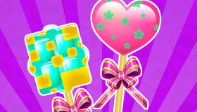 Juego de decorar caramelos