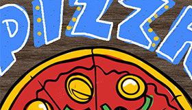 Diseña pizzas