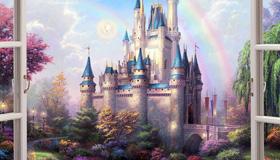 Princesas Disney a buscar objetos