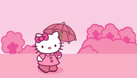 Las 7 diferencias de Hello Kitty