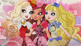 Ever After High en la escuela