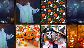 Juego de Halloween de terror