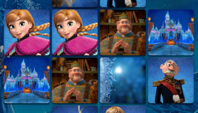 Juego de Frozen en español