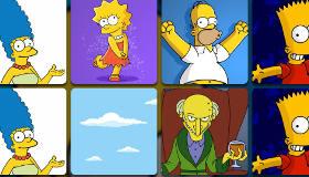 Juego de Los Simpson