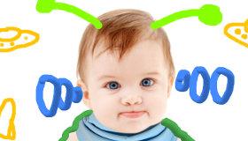 Dibujos de bebés
