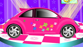 Coches de Barbie