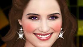 Dianna Agron en Glee