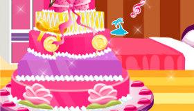 Juego de diseñar una tarta