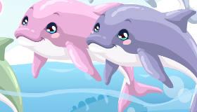 Delfines para cuidar