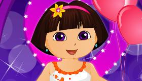 Dora y la cita de San Valentín