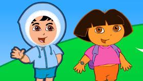 Aprende inglés con Dora, la exploradora