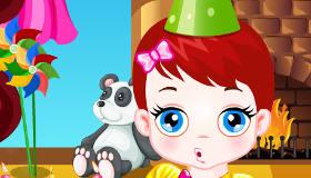El cumpleaños de la bebé Lulú