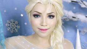Cómo parecerte a Elsa y Rapunzel con un maquillaje paso a paso