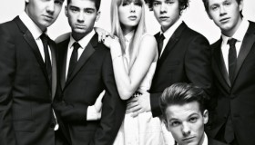 One Direction en Vogue