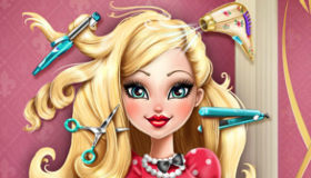 Ever After High Peluquería
