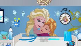 Jueguito de Frozen