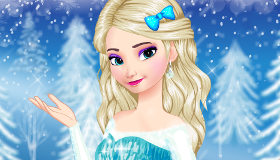 Elsa Frozen Make Up