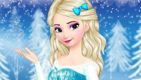 Elsa Frozen Make Up